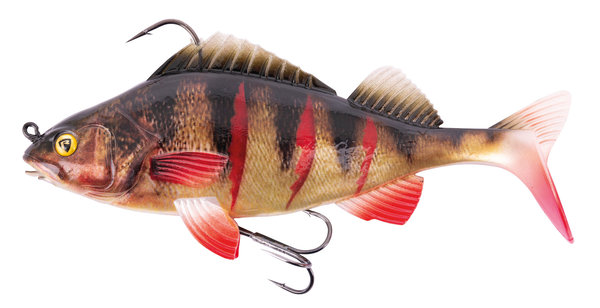 Fox Rage Realistic Perch (Wounded) 14cm 45g
