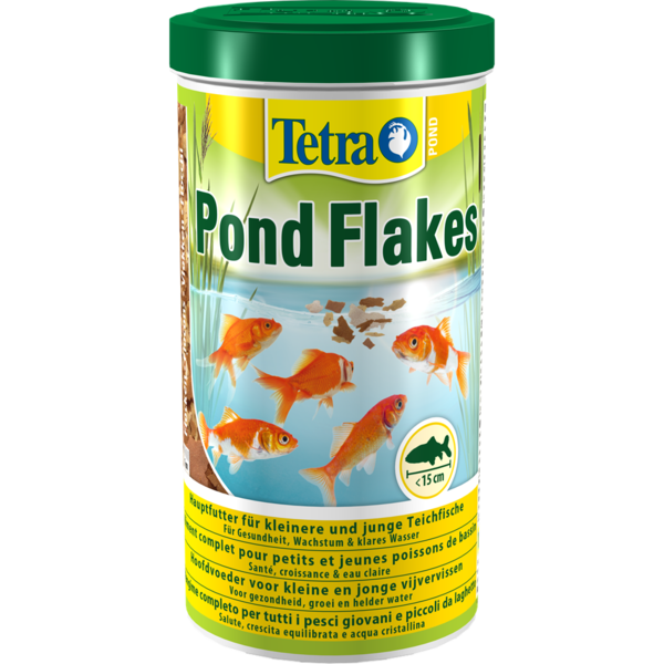 Tetra Ponds Flakes 250ml