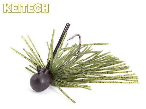 Keitech Skirted Jig 5/32oz (4,2g) Farbe: Watermelon PP