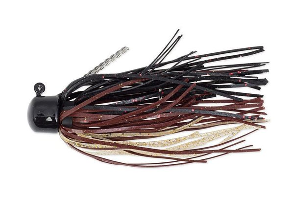 ZMan ShroomZ Micro Finesse Jig  Moccasin Craw 5,25g