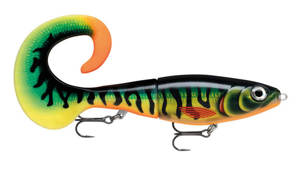 Rapala X-Rap Otus 17cm 40g Farbe: Hot Tiger Pike