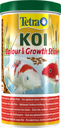 Tetra Pond Koi Colour&Growth Sticks 1000ml