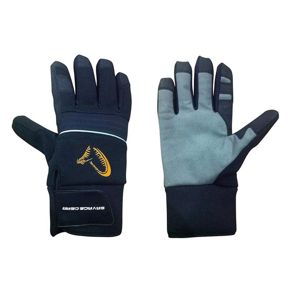 Savage Gear Winter Termo Glove Gr.L   1 Paar